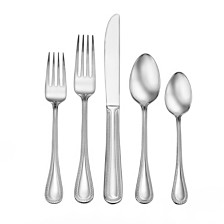 Studio Cuisine Calverton 86-PC Flatware Set, Service For 12