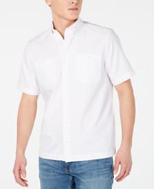 Calvin Klein Jeans Men's Iconic Utility Oxford Shirt
