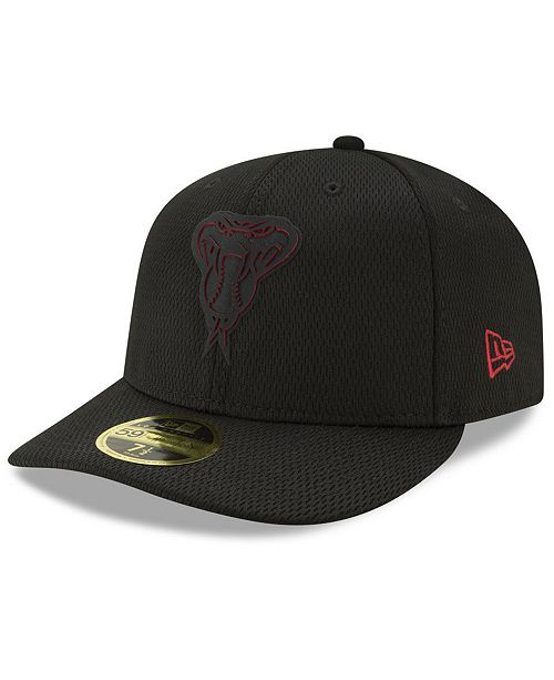 New Era Arizona Diamondbacks Clubhouse Low Profile 59FIFTY-FITTED Cap