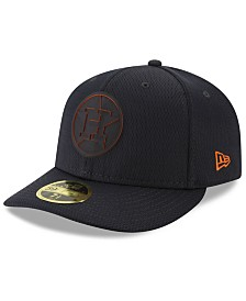 New Era Houston Astros Clubhouse Low Profile 59FIFTY-FITTED Cap