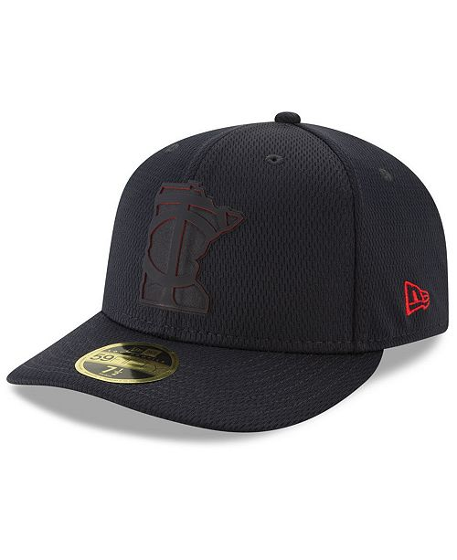 New Era Minnesota Twins Clubhouse Low Profile 59FIFTY-FITTED Cap