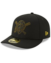9a5094fffeb01 New Era Pittsburgh Pirates Clubhouse Low Profile 59FIFTY-FITTED Cap