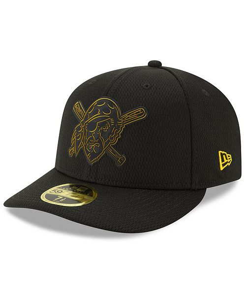 New Era Pittsburgh Pirates Clubhouse Low Profile 59FIFTY-FITTED Cap