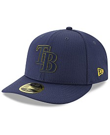 New Era Tampa Bay Rays Clubhouse Low Profile 59FIFTY-FITTED Cap