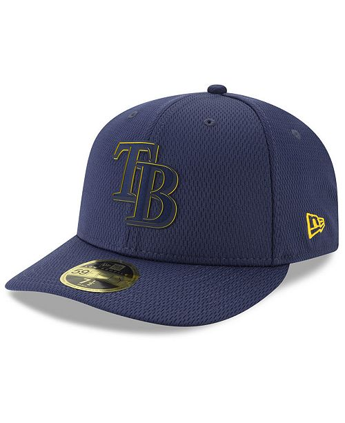 New Era Tampa Bay Rays Clubhouse Low Profile 59FIFTY