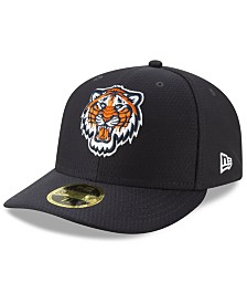 New Era Detroit Tigers Batting Practice Low Profile 59FIFTY-FITTED Cap