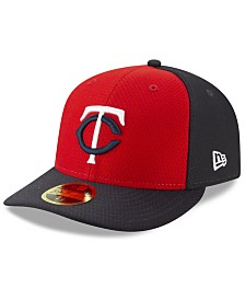 New Era Minnesota Twins Batting Practice Low Profile 59FIFTY-FITTED Cap