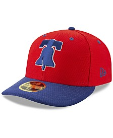New Era Philadelphia Phillies Batting Practice Low Profile 59FIFTY-FITTED Cap