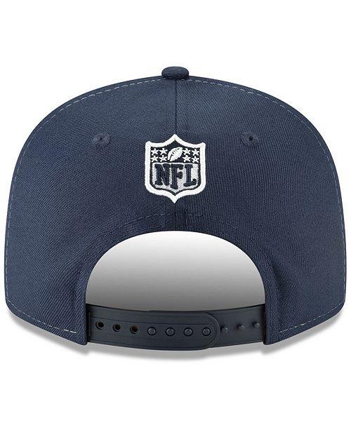 b48b813a7 Denver Broncos Draft Spotlight 9FIFTY Snapback Cap