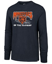 2847b475b63  47 Brand Men s Chicago Bears Regional Slogan Club T-Shirt