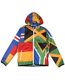 LRG Men's United Nations Graphic Jacket