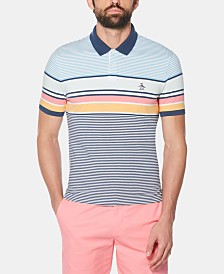 Original Penguin Men's Stripe Polo
