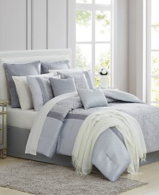 Sterling 14-Pc. Comforter Sets, Created for Macy's
