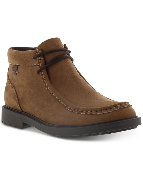 Kenneth Cole Little & Big Boys Chase Stomp Chukka Boots