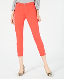 AG Adriano Goldschmied Prima Cropped Skinny Jeans