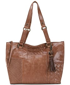 The Sak Silverlake Leather Shopper, Created for Macys