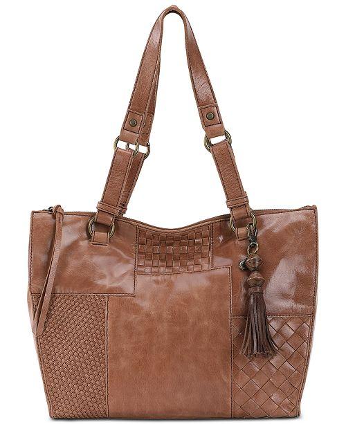 The Sak Silverlake Leather Shopper, Created for Macys