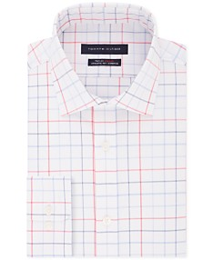 0bab1158 Fitted Dress Shirts For Men: Shop Fitted Dress Shirts For Men - Macy's
