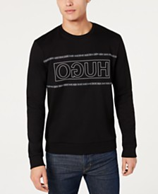 HUGO Hugo Boss Men's Dicago Logo Sweatshirt