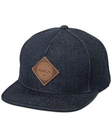 RVCA Men's Camps Snapback Hat