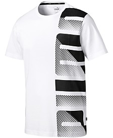 Puma Men's Big Logo T-Shirt