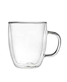 Godinger Double Wall 16-Oz. Mug