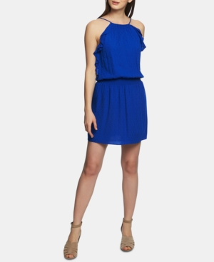 1.state Dresses 1. STATE RUFFLED A-LINE MINI DRESS