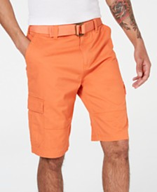 American Rag Frat Boy Cargo Shorts, Created for Macy's