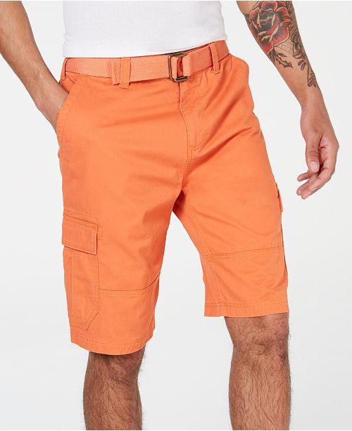 American Rag Frat Boy Cargo Shorts, Created for Macy's