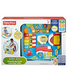 Fisher-Price® Laugh & Learn® Around the Town Learning Table