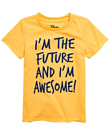 Epic Threads Toddler Boys Future T-Shirt, Created for Macy's