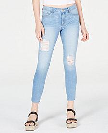 Rewash Juniors' Ripped Skinny Jeans
