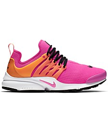 62f35310e61fe2 Nike Women s Air Presto Running Sneakers from Finish Line