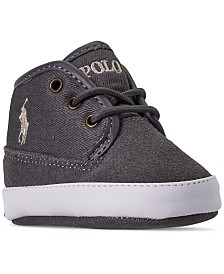 Polo Ralph Lauren Baby Boys' Waylon Casual Sneakers from Finish Line