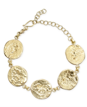 Image of Thirty One Bits Connected Coin Bracelet by The Workshop at Macy's