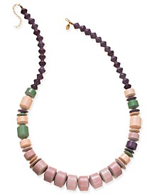 Thirty One Bits Tula Geo Necklace from The Workshop at Macy's