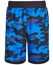 Ideology Big Boys Camo Shorts, Created for Macy's