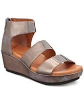 2455f8a5b Gentle Souls by Kenneth Cole Women s Milena Platform Sandals