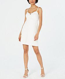 Betsey Johnson Bow Sheath Dress
