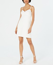 Betsey Johnson Bow Sheath Dress