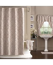 J Queen New York Horizons Extra Long Shower Curtain