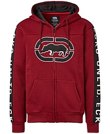 Ecko Unltd Men's Side Arm Hoodie