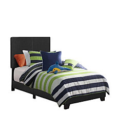 Norwood Upholstered Twin Bed
