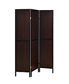 Artesia 3-Panel Folding Screen