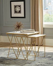 Pendleton 2-Piece Nesting Table Set