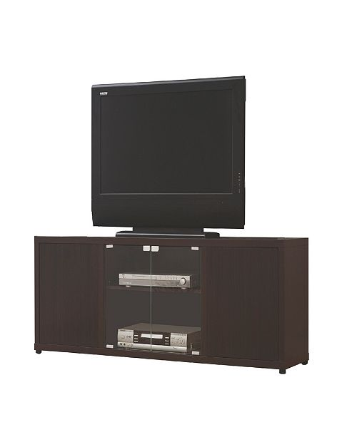 Coaster Home Furnishings Chandler TV Console with 2 Magnetic-Push Doors
