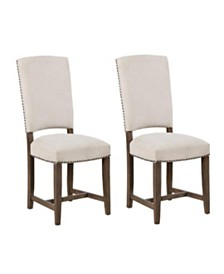 Berry Upholstered Side Chairs (Set of 2)