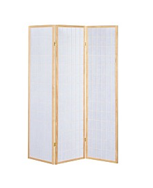 Alan 3-Panel Folding Screen