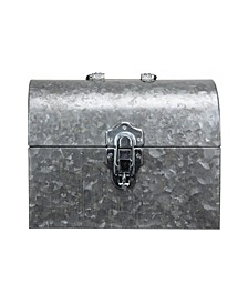 Derry Galvanized Silver Case