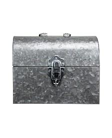 Derry Galvanized Silver Case